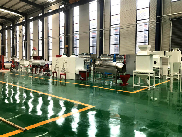 2ml autosampler vialFloating Fish Feed Pellet Automatic Production Line