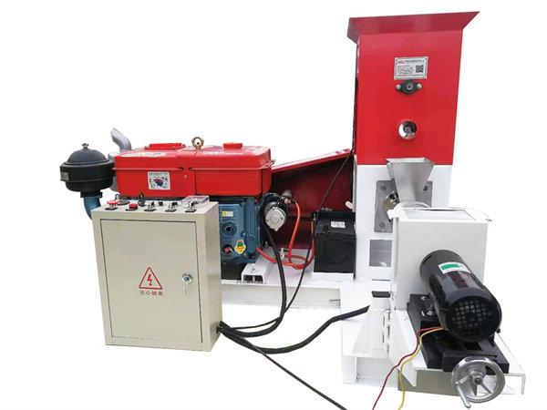 2ml autosampler vialfloating fish feed pellet machine model LM120