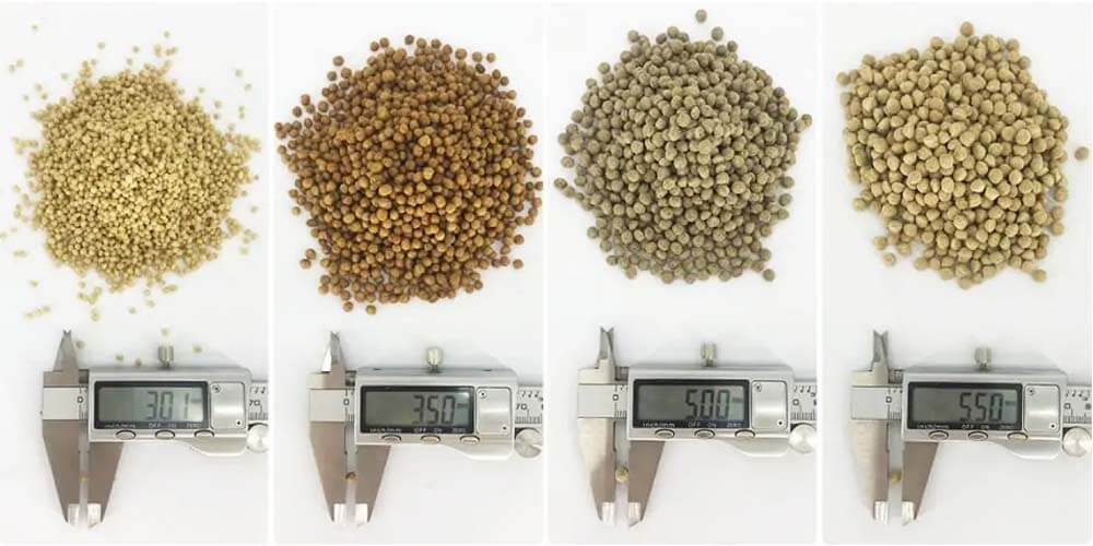 The difference between sinking pellet fish feed and floating pellet fish feed
