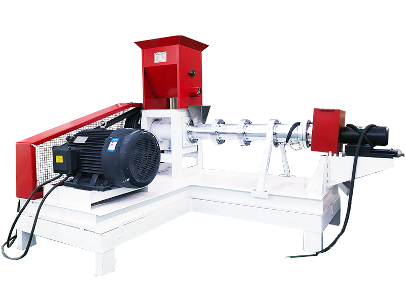 Floating Fish feed pellet machine By Dry Way