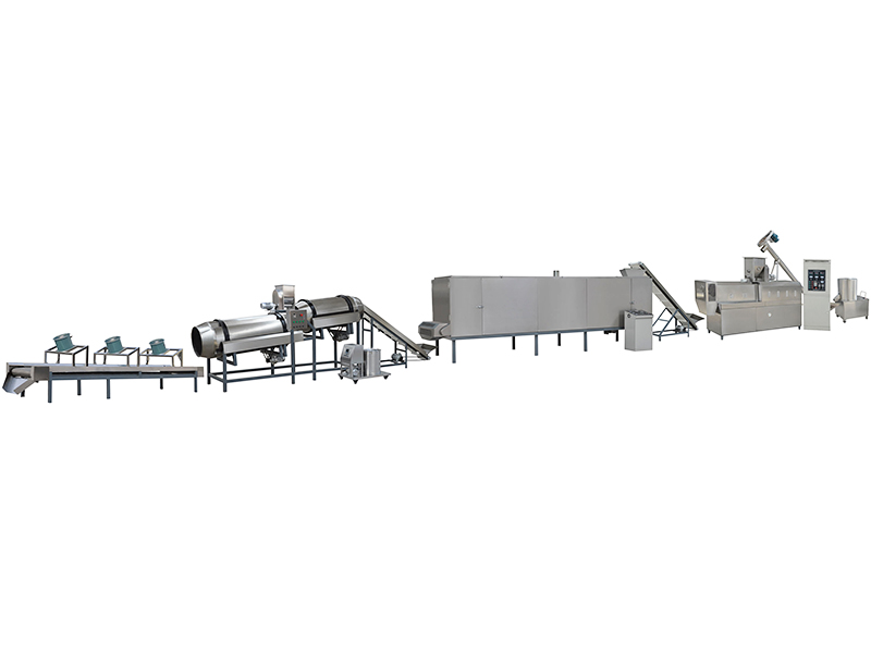 Floating Fish feed pelle automatic production line
