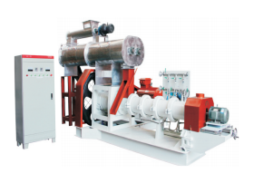 What is the fish feed processing equipment?